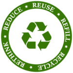 reduce-reuse-refill-recycle-rethink